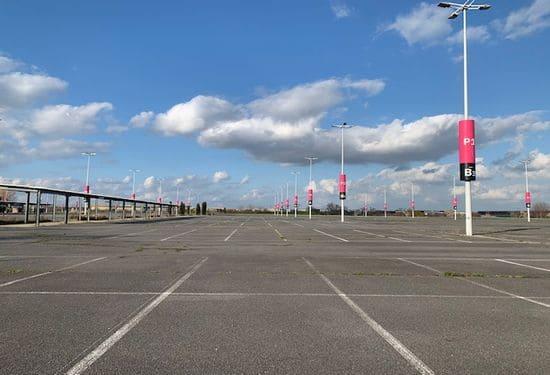 parking cdg securise class park